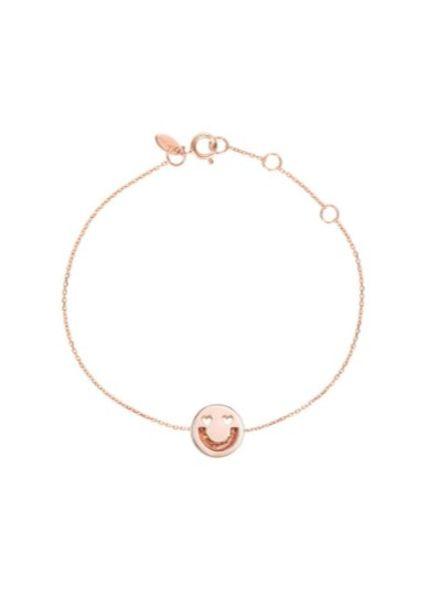 Ruifier Smitten Chain Bracelet 18K - Rose Gold