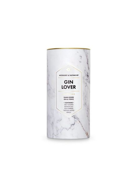 Men's Society Gin Lover - Accessory & Tasting Kit