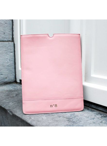 N°8 Antwerp Laptop sleeve - Rosado