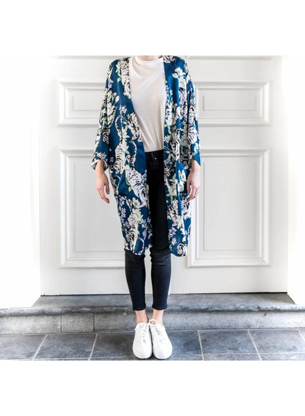 Anine Bing Tiger kimono