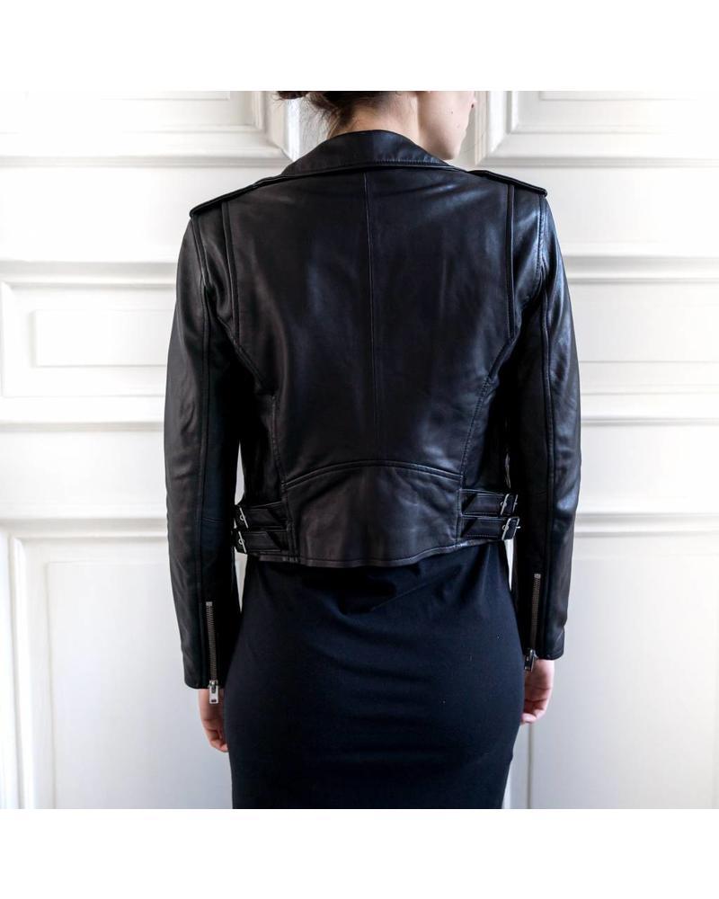 Iro Ashville Biker Jacket - Black