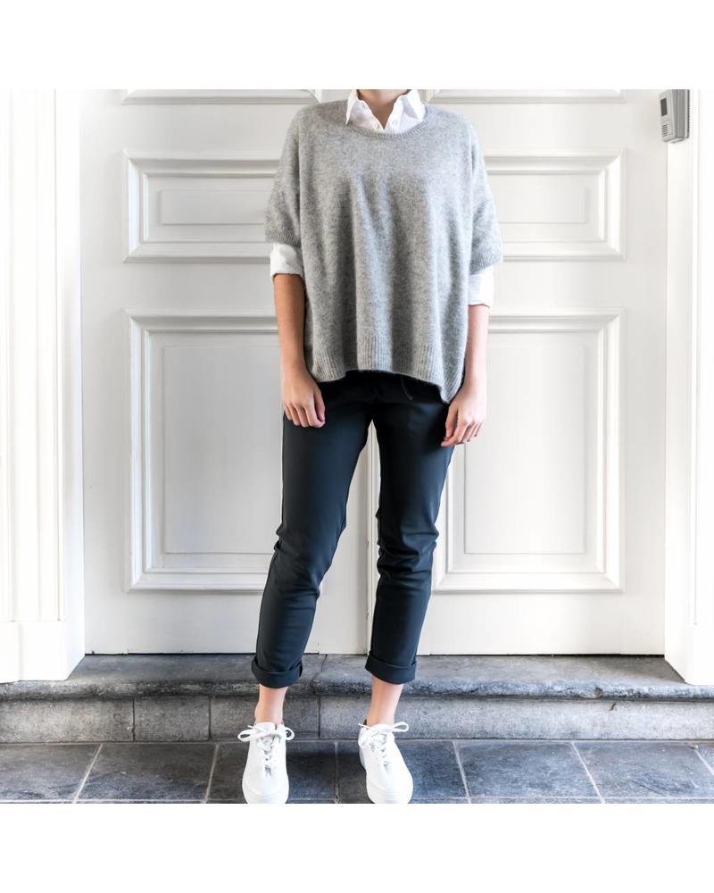 StudioRuig Trousers Bries/heavy - Antracite