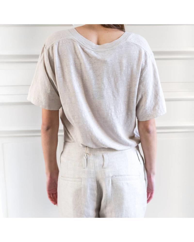 Iro Jahal T-shirt - Nude
