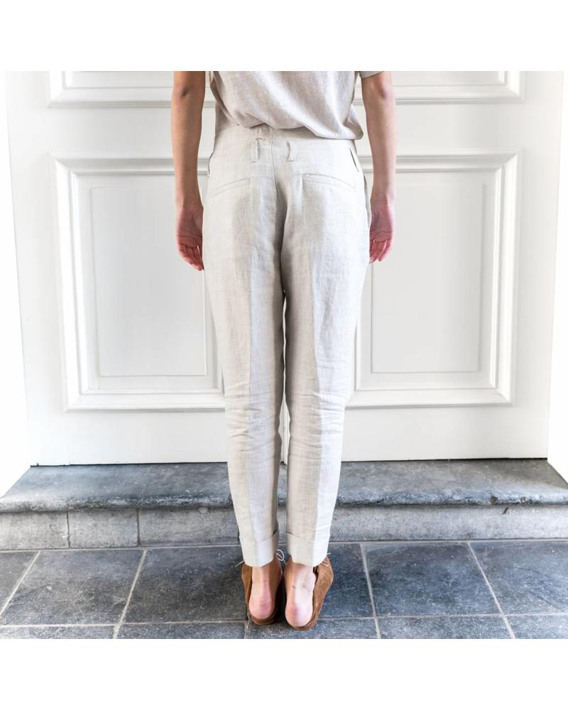 Hope Law trouser - Nature