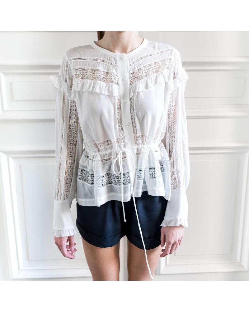 Iro Keola shirt - Ecru