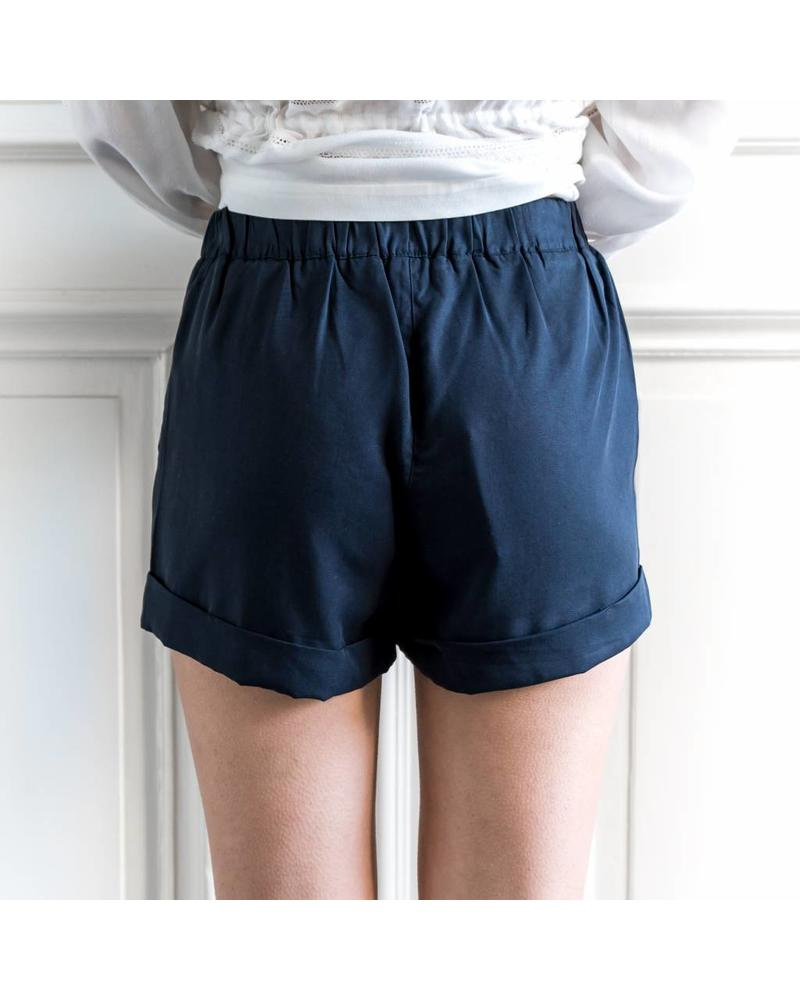 Liv The Label Iona short - Navy