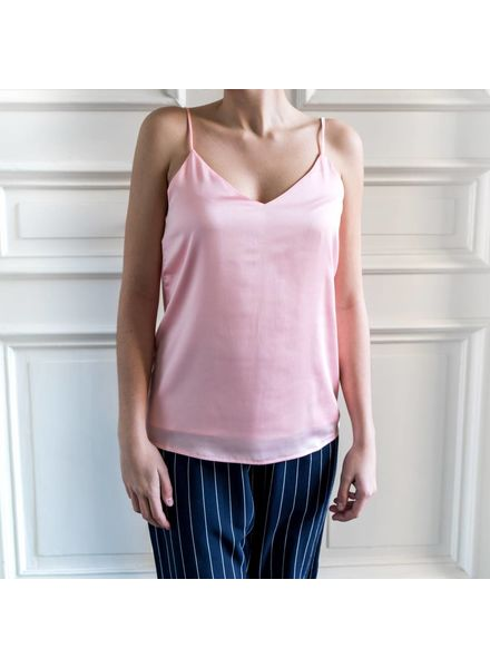 Liv The Label Mauritius top - Soft Pink