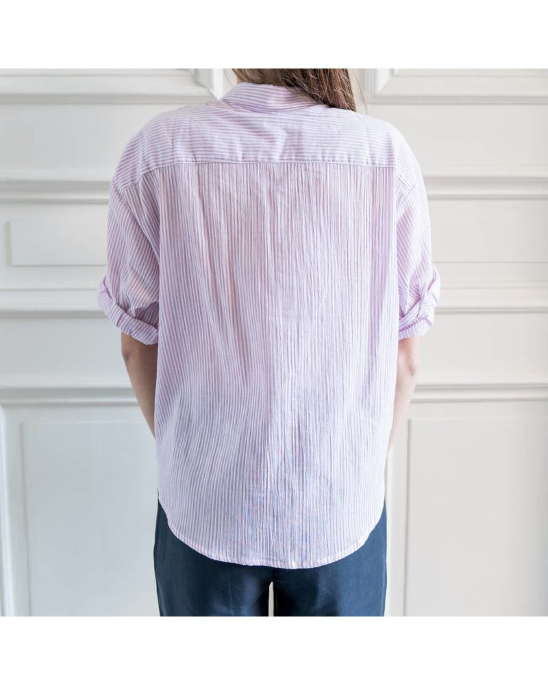 Liv The Label Hawai shirt - Pink