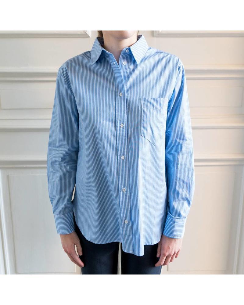 Liv The Label Maupiti shirt - classic stripe