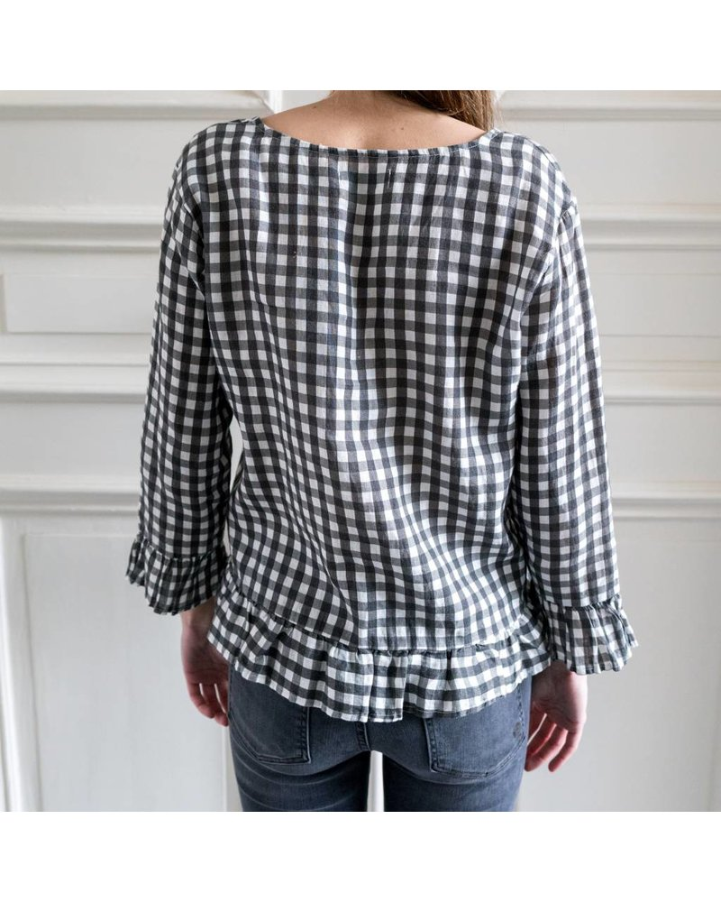 Sincerely Jules Posie gingham top