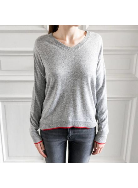 SET Light grey Jumper