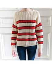Margaux Lonnberg Laureen Pull - Stripes