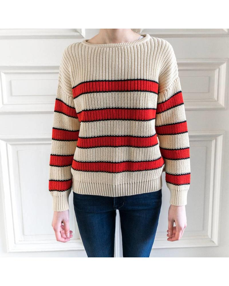Margaux Lonnberg Laureen Pull - Stripes