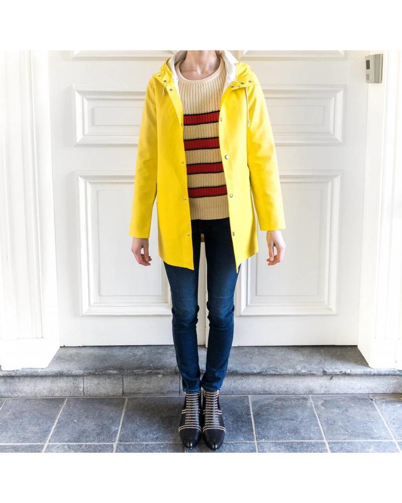 Stutterheim Stockholm - Pale Yellow
