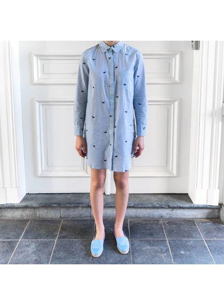 Liv The Label Ithaca shirt dress - Wink