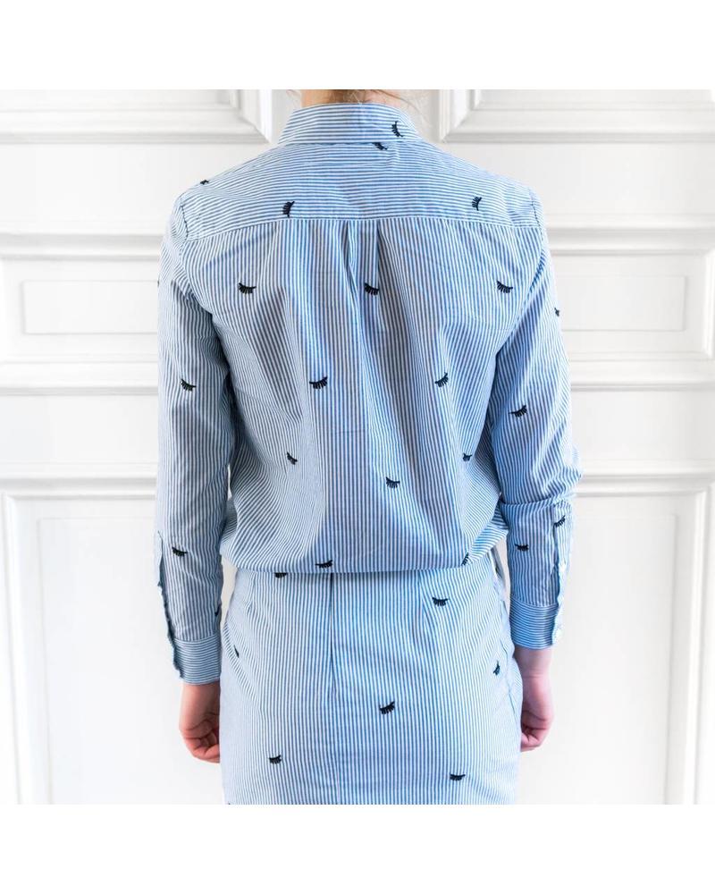 Liv The Label Java shirt - Striped wink
