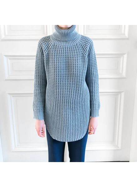 Hope Grand Sweater - Lt Blue