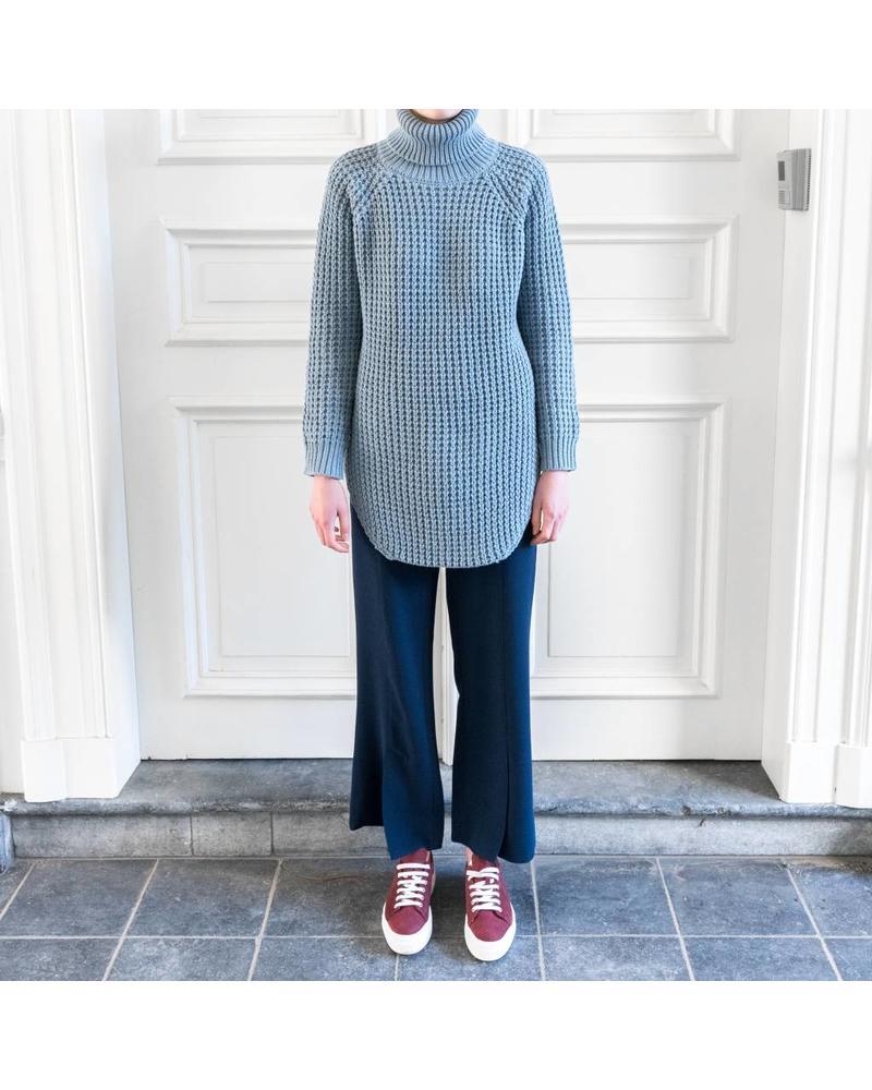 Hope Grand Sweater - Lt Blue