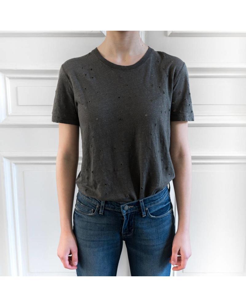 Iro Clay T-shirt - Khaki