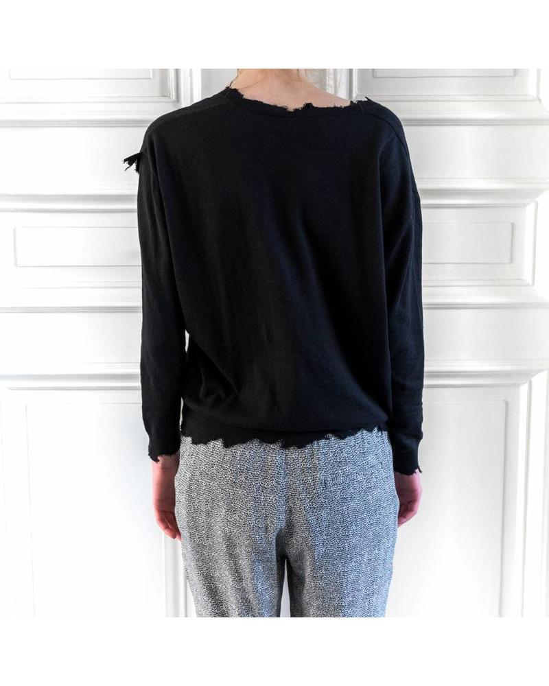 Iro Gnotta sweater - Black