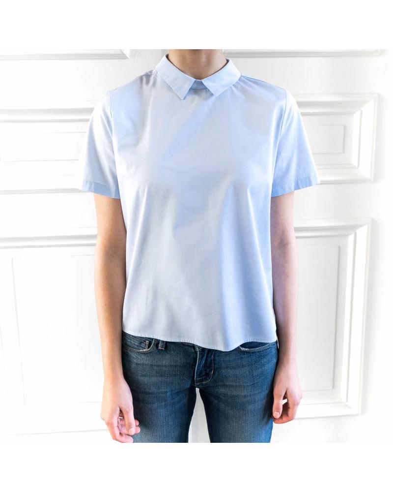 SET Light blue blouse