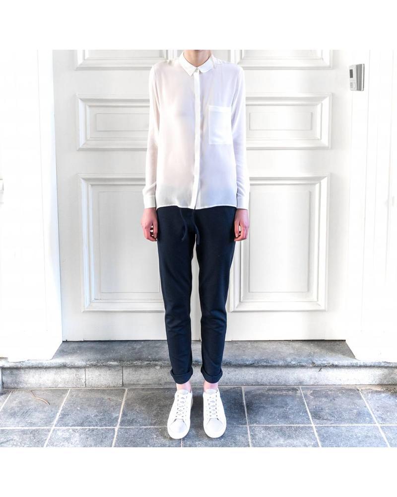Margaux Lonnberg Howard chemise - White