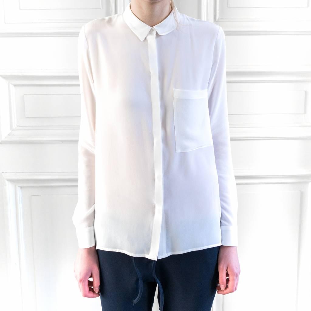 Howard chemise - White