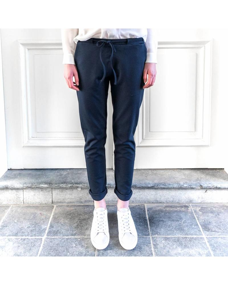 StudioRuig Trousers Bries/thick - Blue