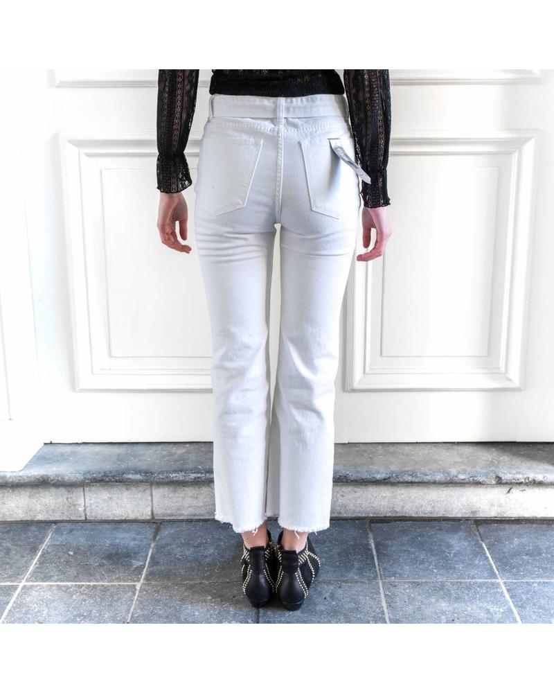 Amuse Society All tied up pant - white
