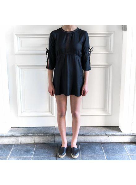 Amuse Society On the go dress - Black Sands