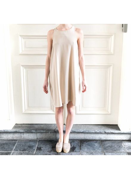 Kelly Love Quiet dawn dress - Nude Pink
