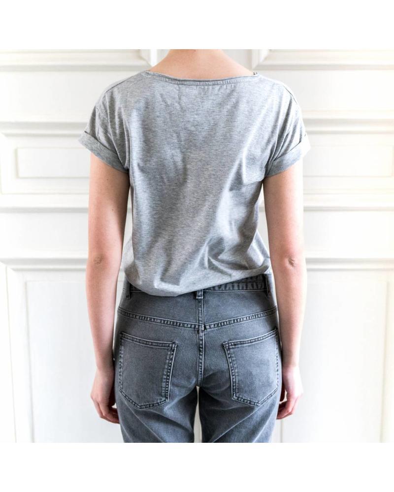 SET Cactus T-shirt - Grey