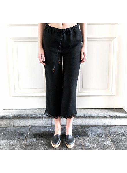 Nanushka Blaze Pants - Black