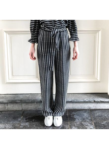Kelly Love Gentle song trousers - Stripe