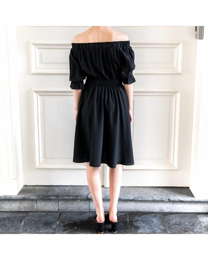 Kelly Love Moonlight Dress - Black