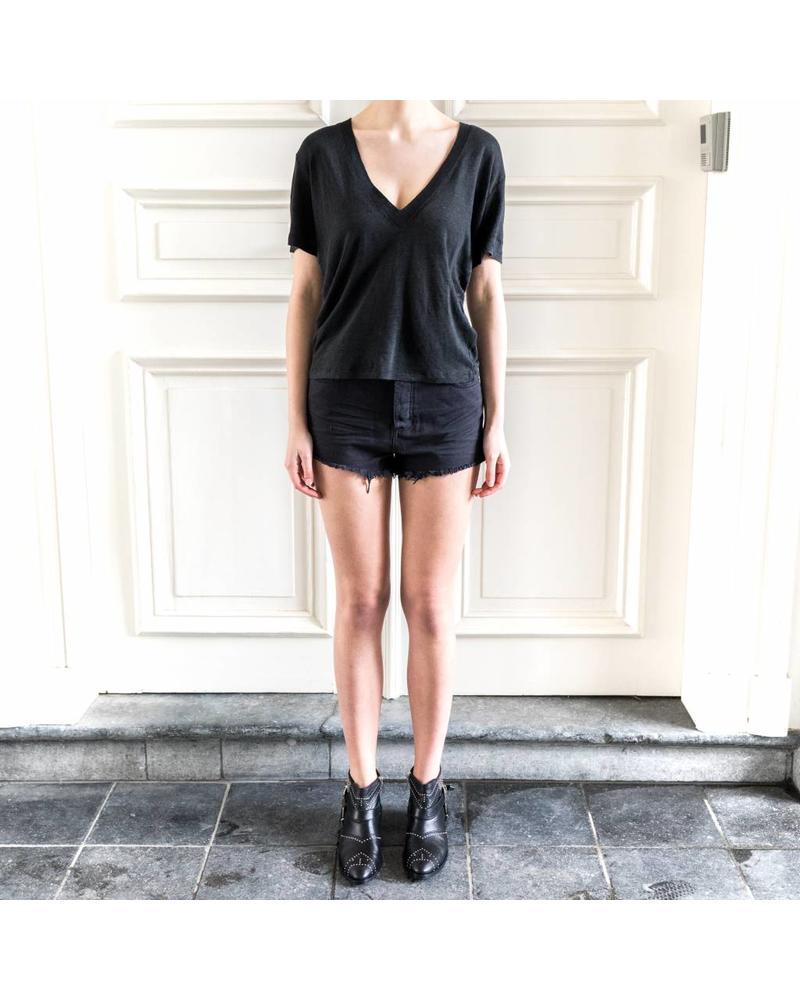 Iro Jahal T-shirt - Black