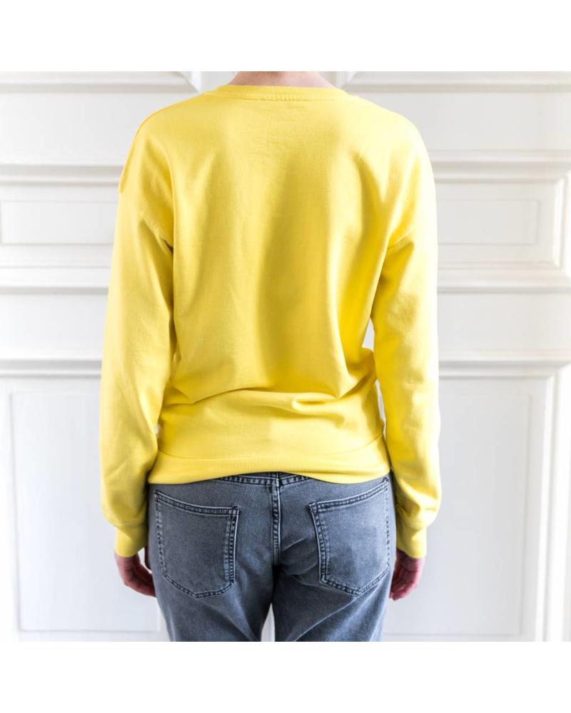 SET California Sweatshirt - Yellow