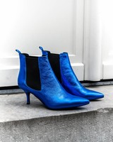 Anine Bing Stevie boots - Blue
