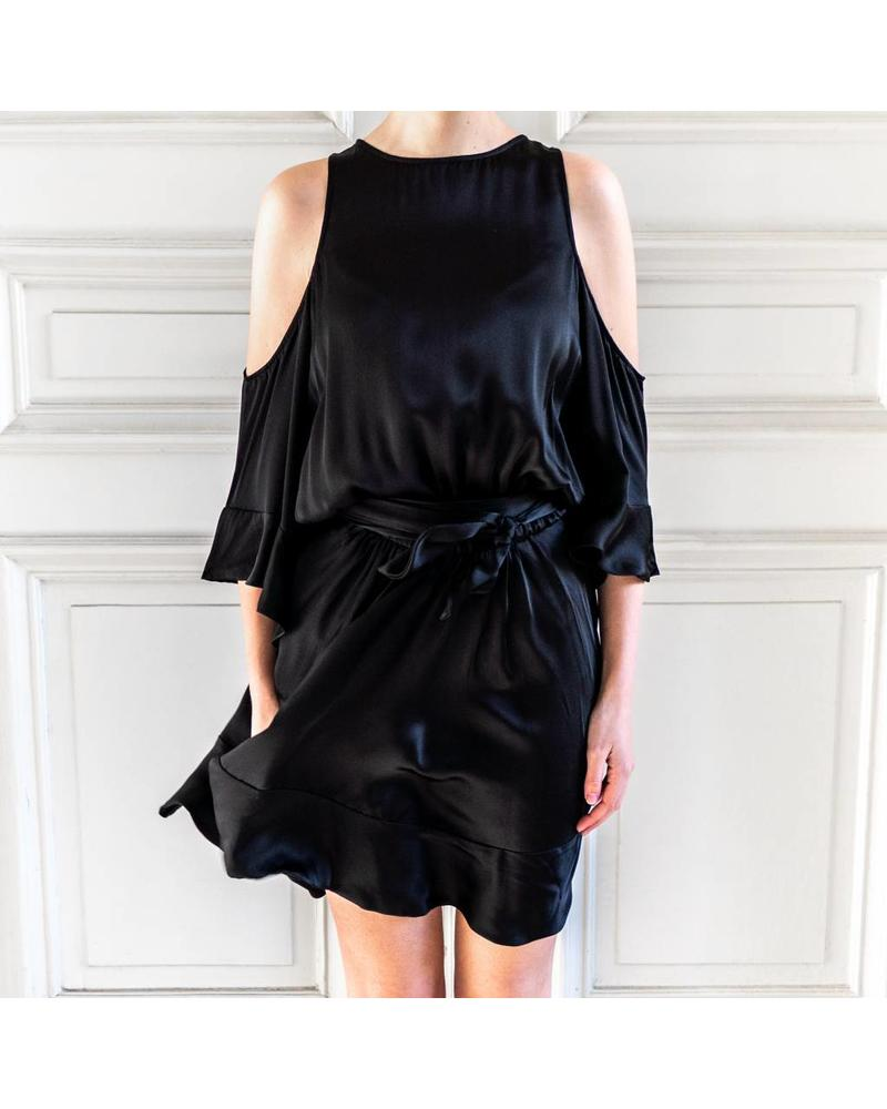 Magali Pascal Agathe dress - Black
