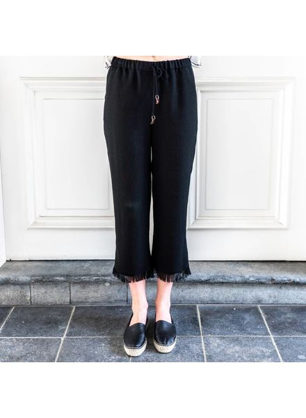 Nanushka Blaze Pants - Black