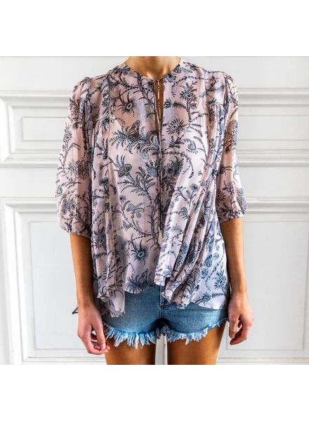 Magali Pascal Alix blouse - Tropica