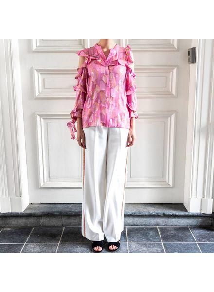 Julie Fagerholt Maiko shirt - Pink