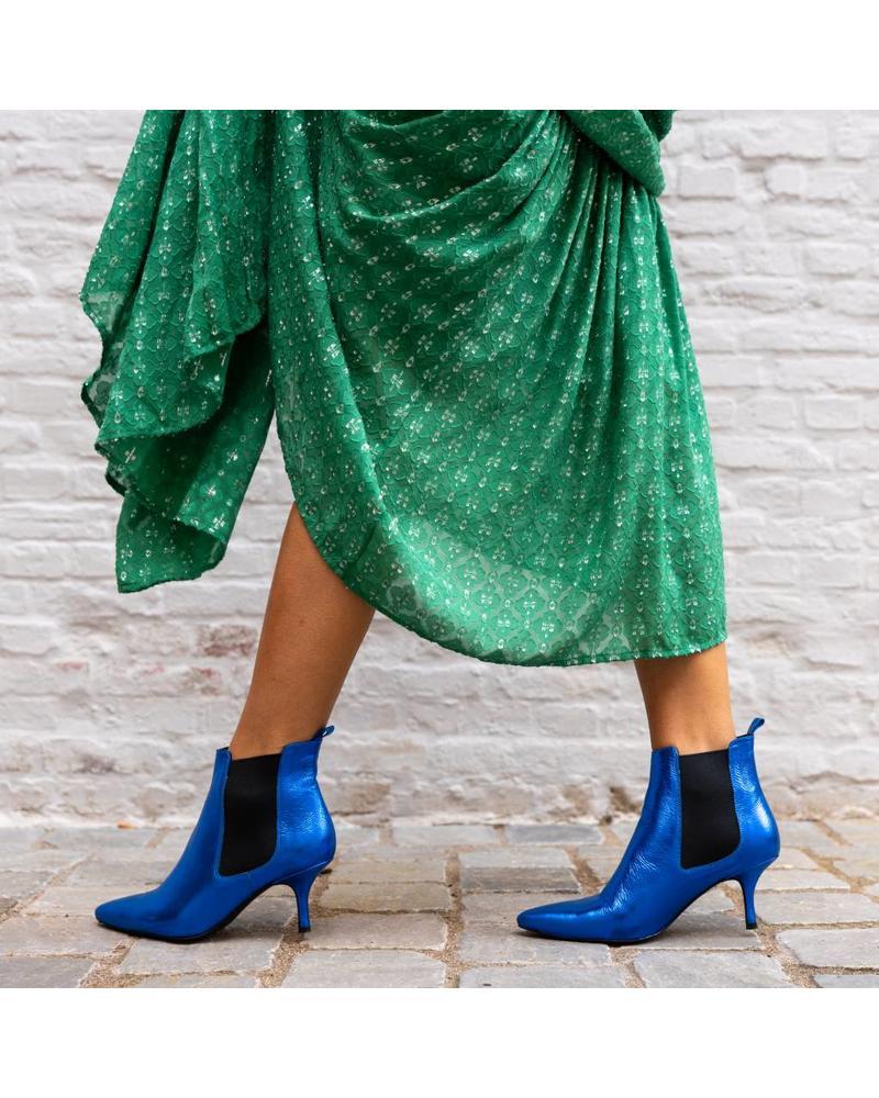Anine Bing Stevie boots - Blue