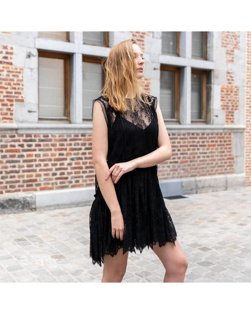 Magali Pascal Arlette dress - Black