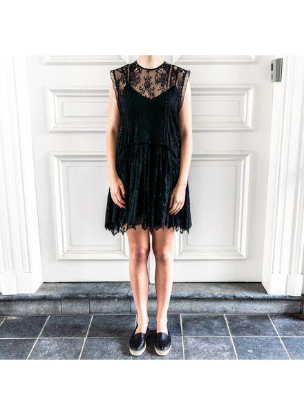 Magali Pascal Arlette dress - Black