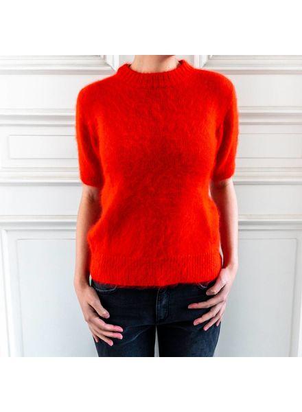 Anine Bing Corey sweater - Red