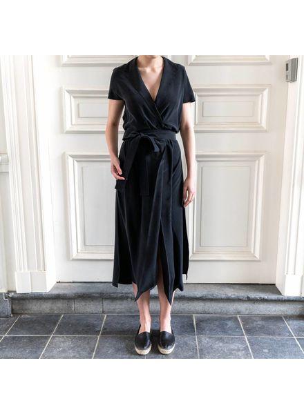 Margaux Lonnberg Thylane robe - Black