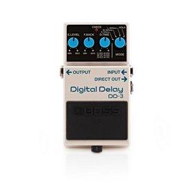 Roland/ Boss DD-3 Digital Delay Effects Pedal