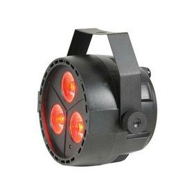 qtx PAR12 RGBW DMX PAR Light 3 x 4W LED