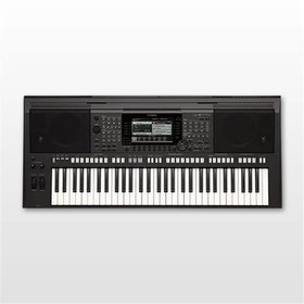 Yamaha PSR-S770 Display Model